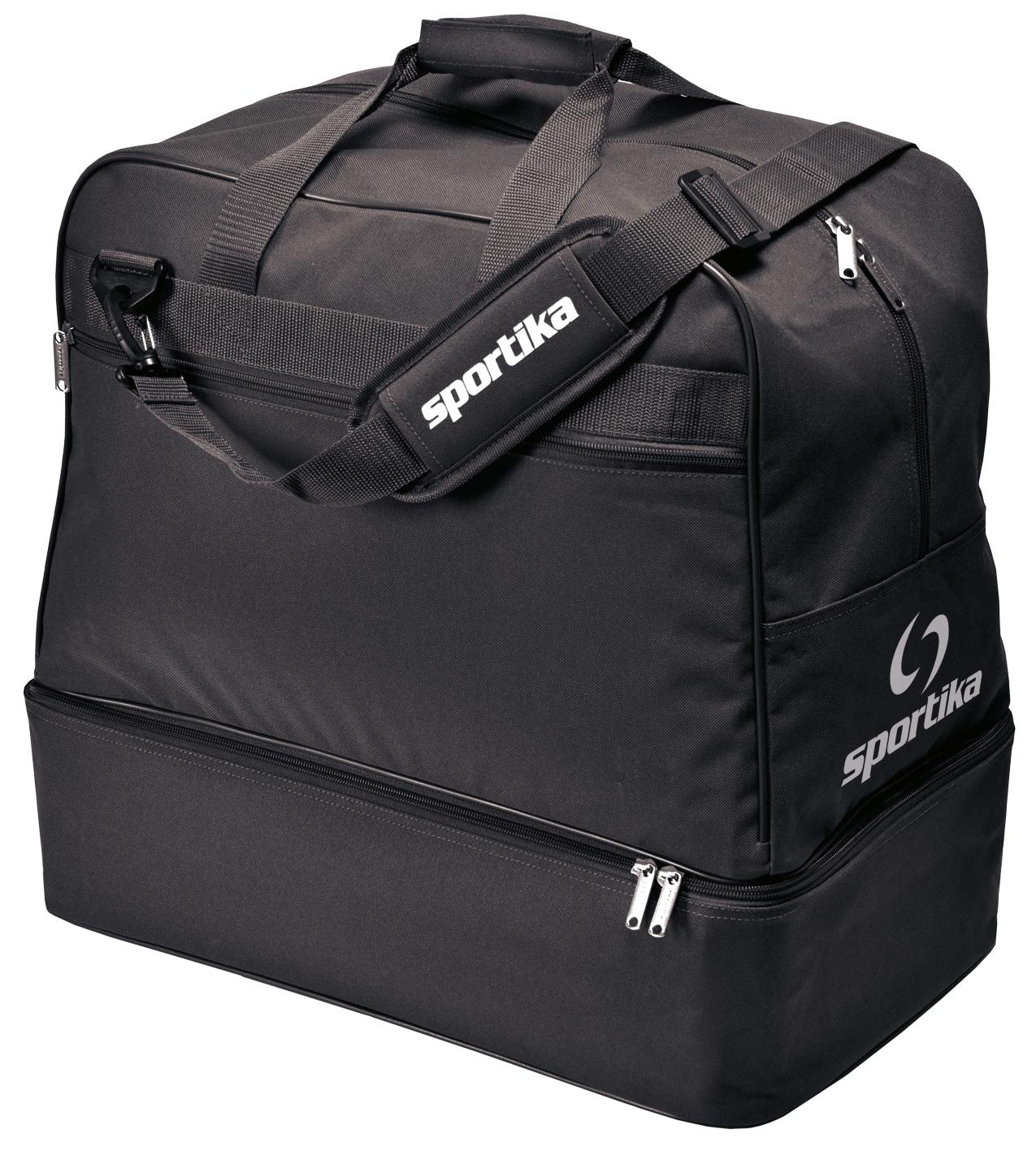 efd3f952 Спортивная сумка ACADEMY, черный - Sportika – официальный ...